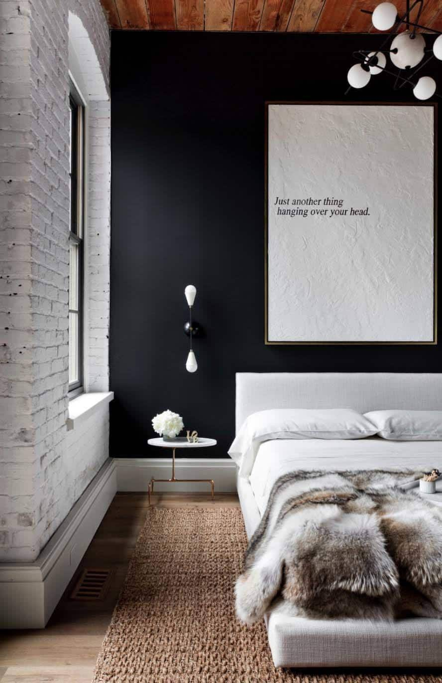 Modern Industrial Bedroom 35 Edgy Industrial Style Bedrooms Creating A Statement