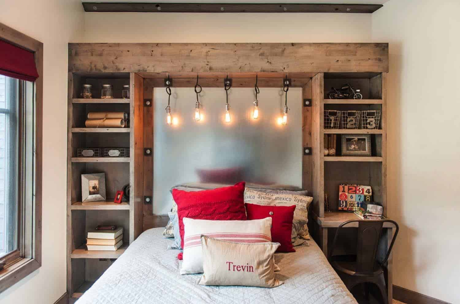 Industrial Bedroom Design 35 Edgy Industrial Style Bedrooms Creating A Statement