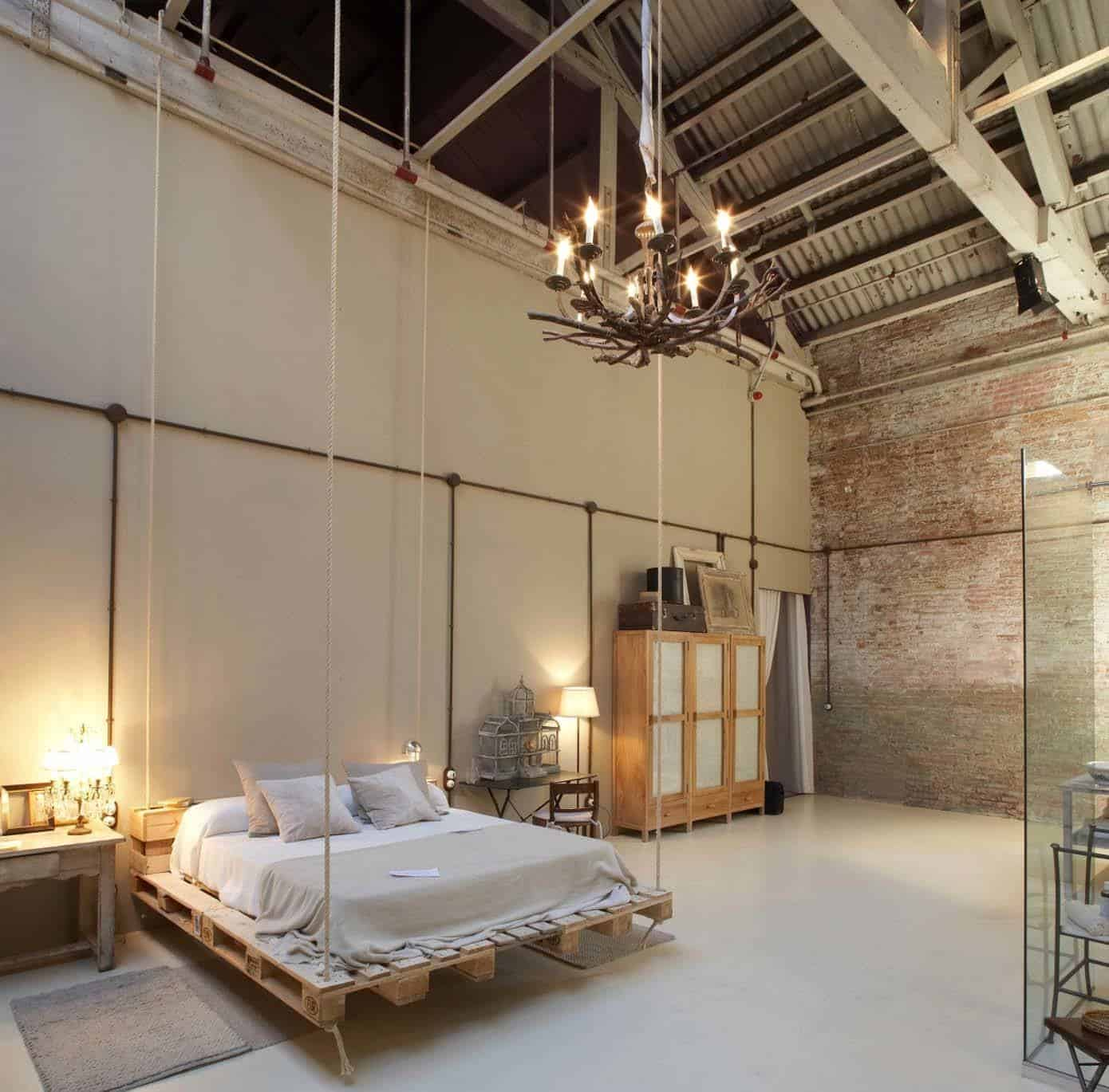 Industrial Style Decor Ideas 35 Edgy Industrial Style Bedrooms Creating A Statement