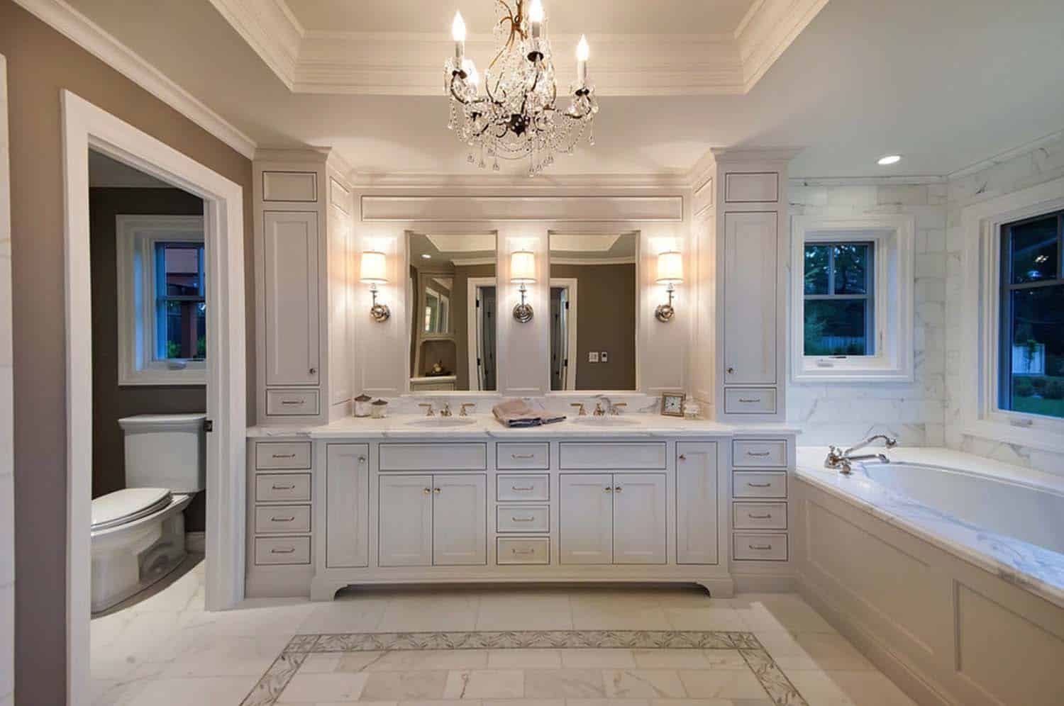 Traditional Bathrooms 53 Most Fabulous Traditional Style Bathroom Designs Ever
