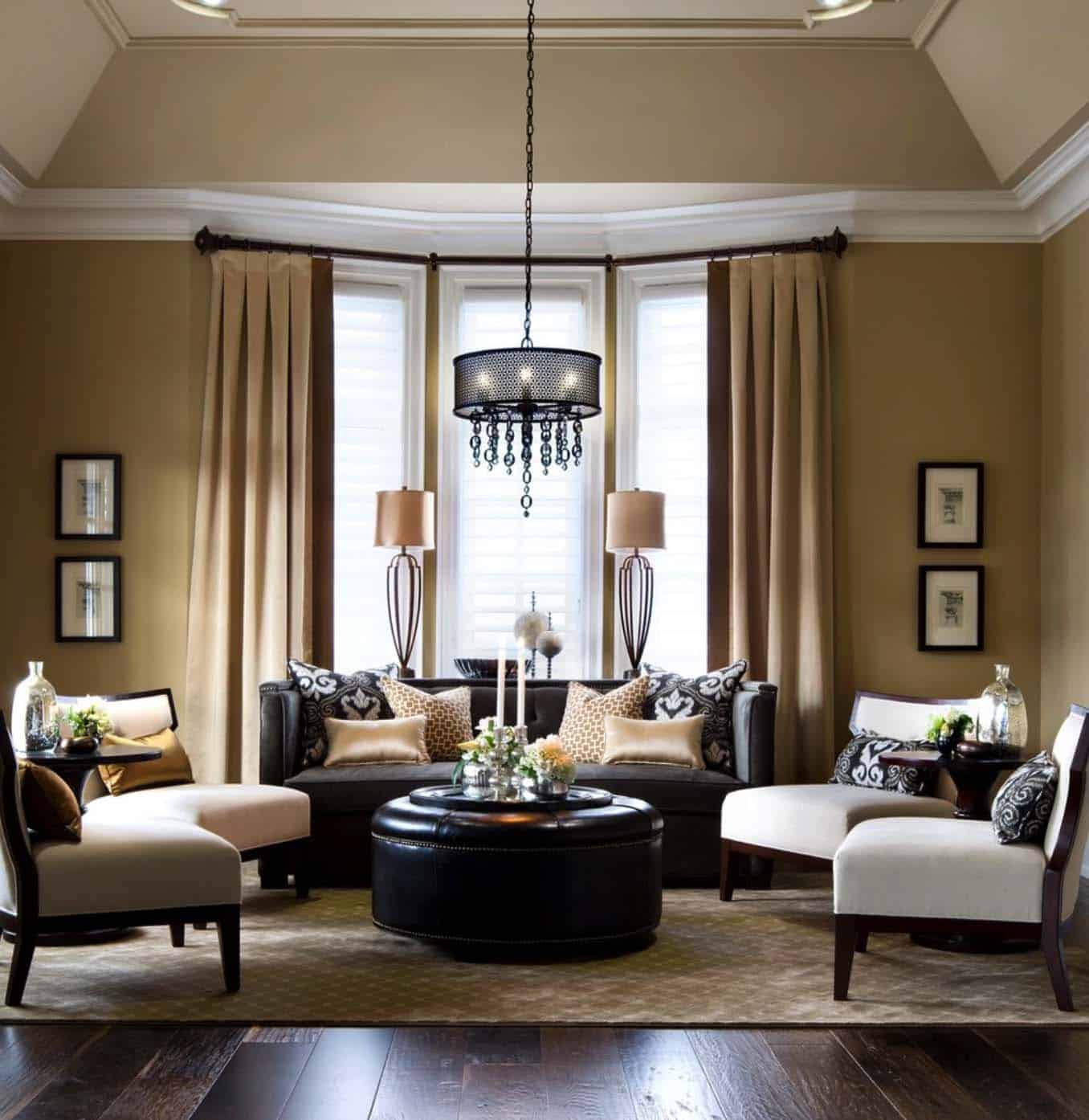 English Ng Sala Set 38 Elegant Living Rooms That Are Brilliantly Designed