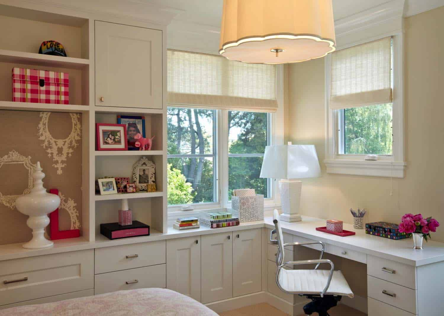 Bedroom Offices 25 Fabulous Ideas For A Home Office In The Bedroom