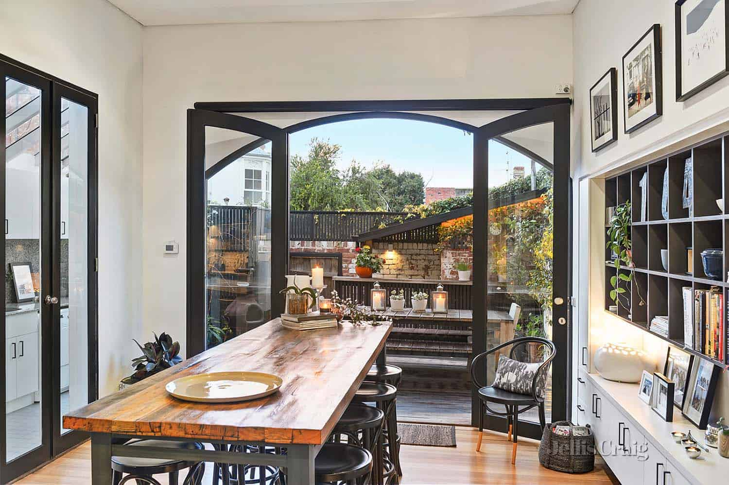 Italianate Style House Interior Chic Italianate Style Home With Victorian Character In Melbourne