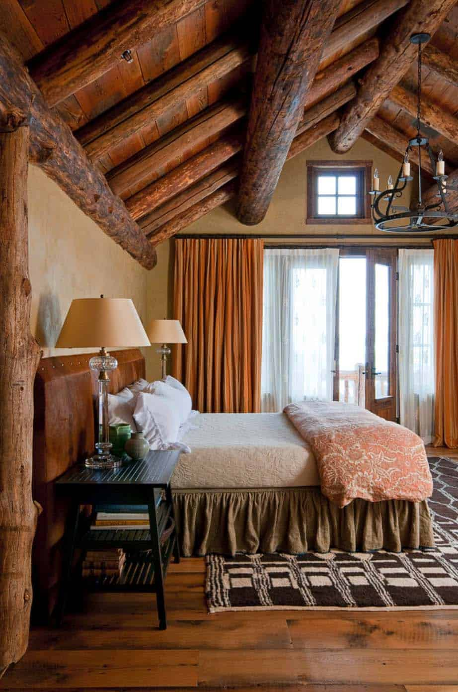 Stunning Furniture Marvelous Cabin Bedroom Ideas 40