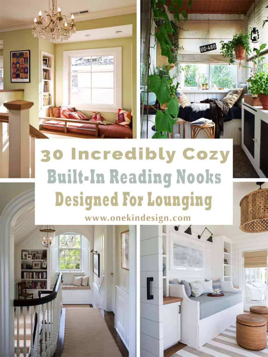 Built In Bed Nook 30 Incredibly Cozy Built In Reading Nooks Designed For Lounging