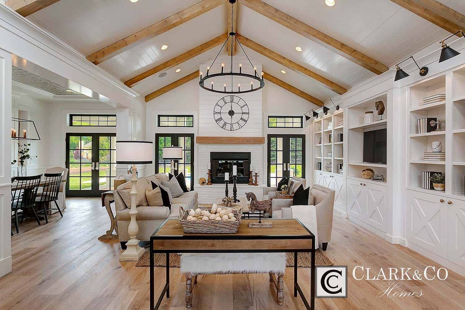 Images Of Modern Farmhouse Interiors Absolutely Stunning Modern Farmhouse Inspired Residence In