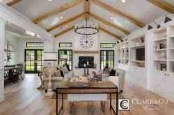 Indulging Florida Co Kindesign Absolutely Residence Idaho Farmhouse Style Home Exterior Farmhouse Style Homes Farmhouse