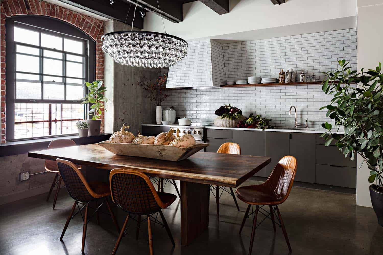 Fascinating Industrial Style Loft Apartment Renovation In Portland