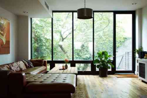 Medium Of Modern Living Room Light