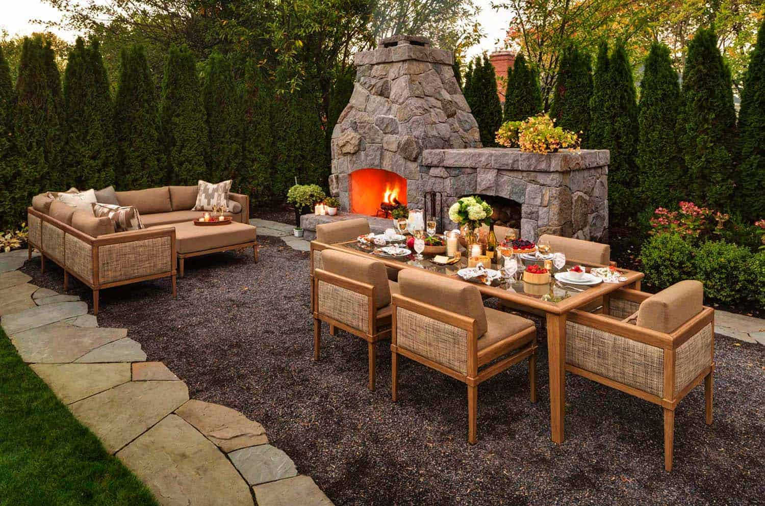 25 Fabulous Outdoor Patio Ideas To Get Ready For Spring Enjoyment