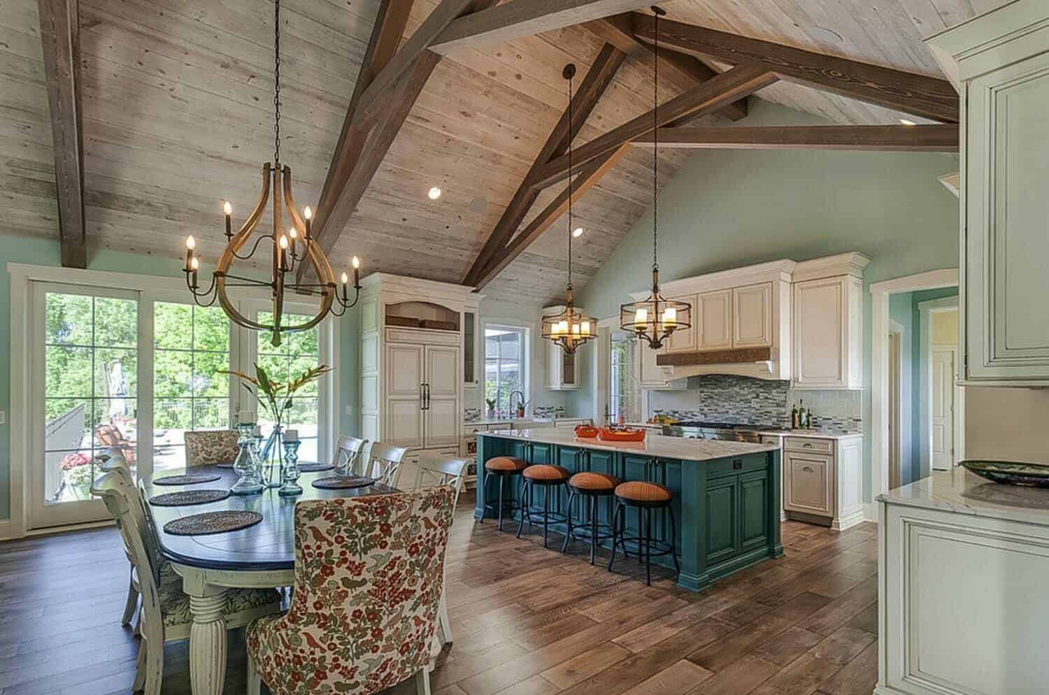 Plantation Interior Design Plantation Style Home Offers Beautiful Coastal Inspired
