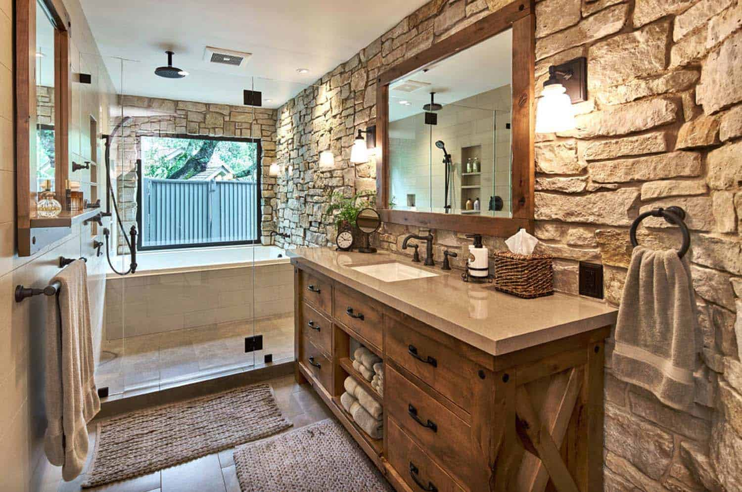 20 Inspiring Ideas To Create A Dreamy Master Bathroom Retreat