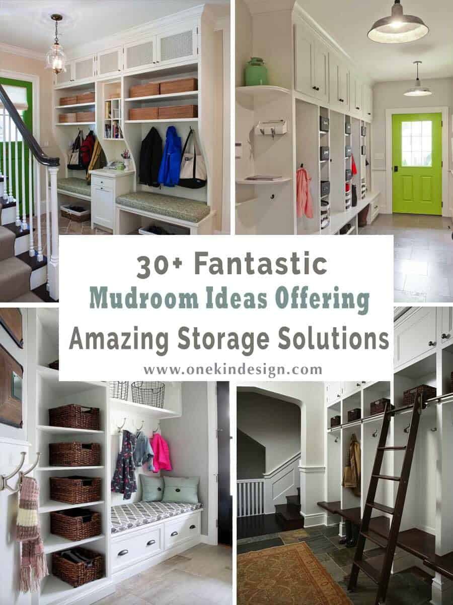 Solutions Storage 30 Fantastic Mudroom Ideas Offering Amazing Storage Solutions