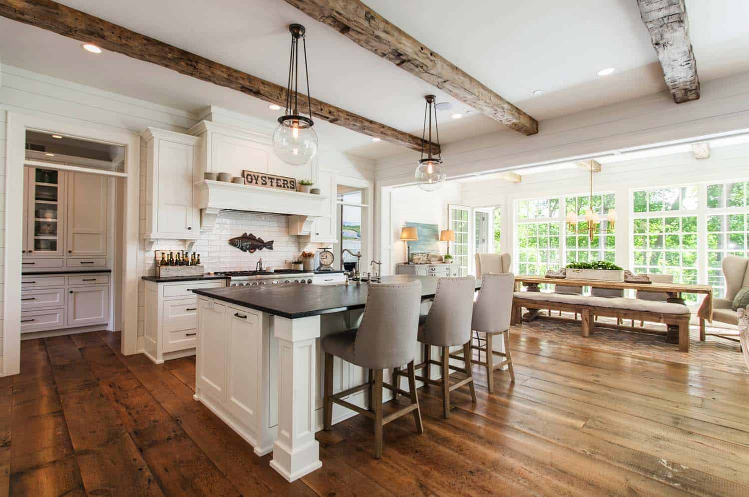 New Kitchen Ideas 35 Amazingly Creative And Stylish Farmhouse Kitchen Ideas