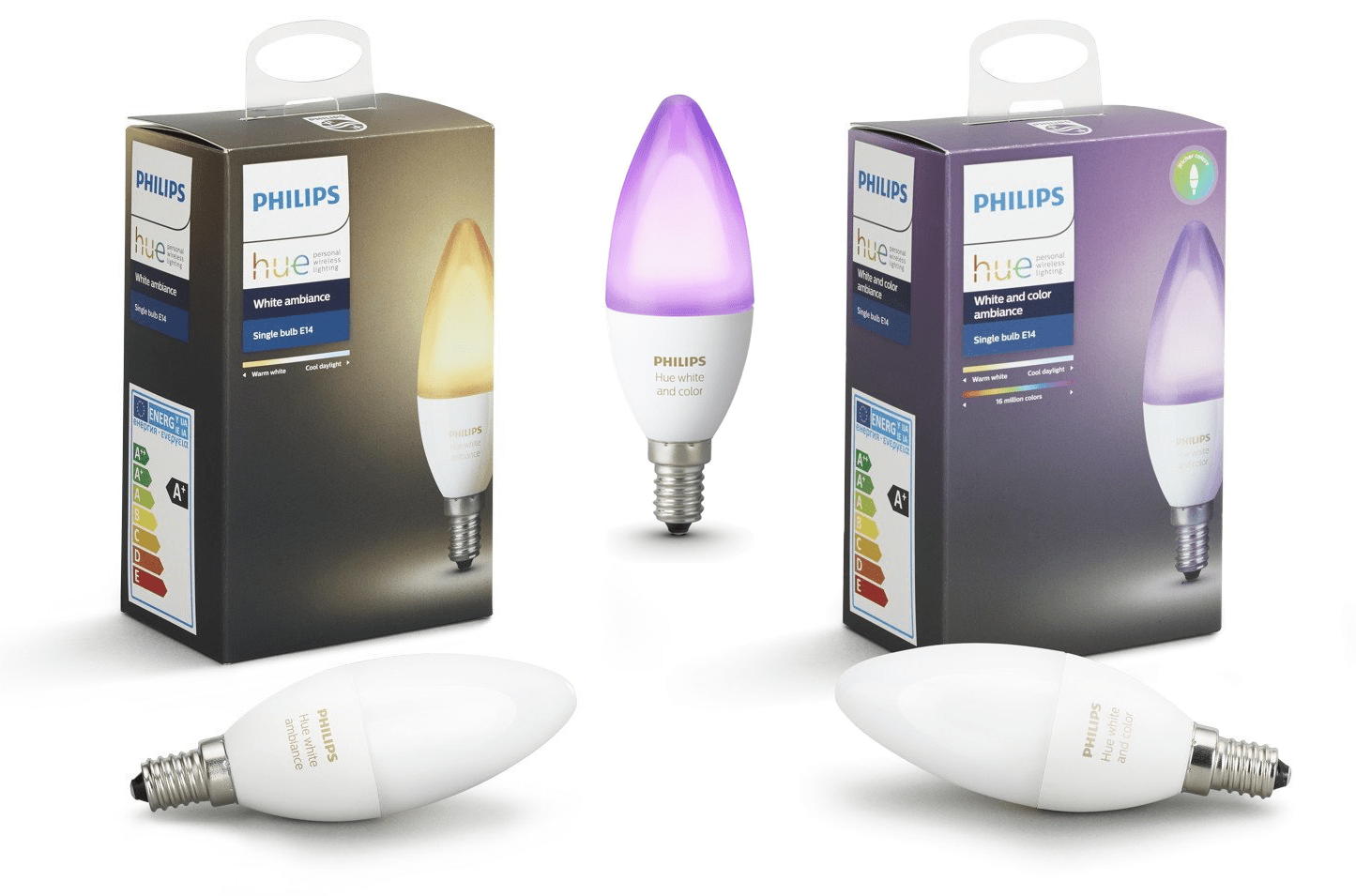 Hue Fitting Philips Hue Lampen Met E14 Fitting In April One More Thing
