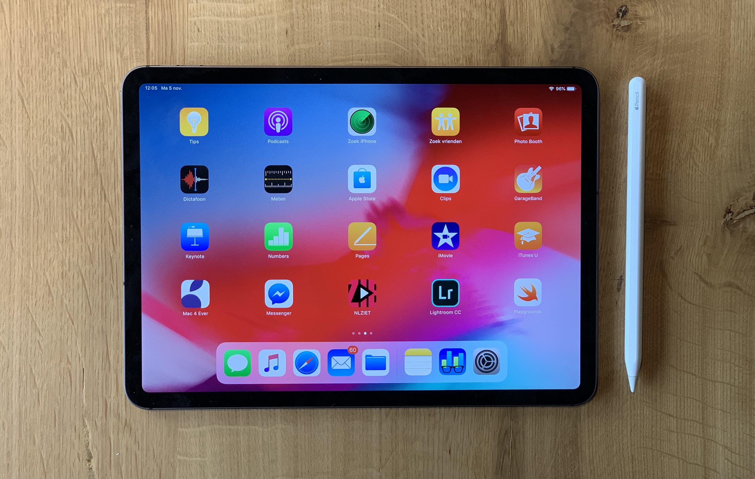 Grote Tablet Ipad Pro 2018 Review Een Grote Stap Richting Perfectie Want