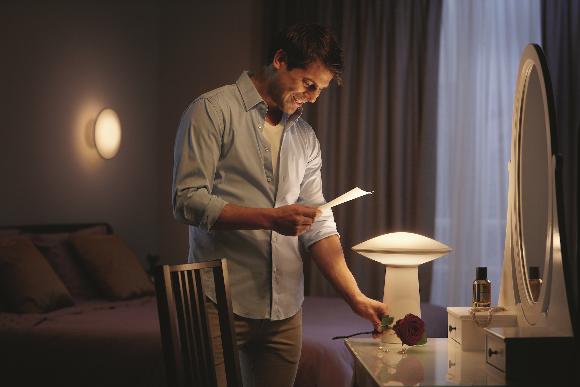 Sfeerlamp Philips Nieuw In De Hue Familie Phoenix En Go One More Thing