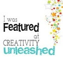 Featured on Creativity Unleashed