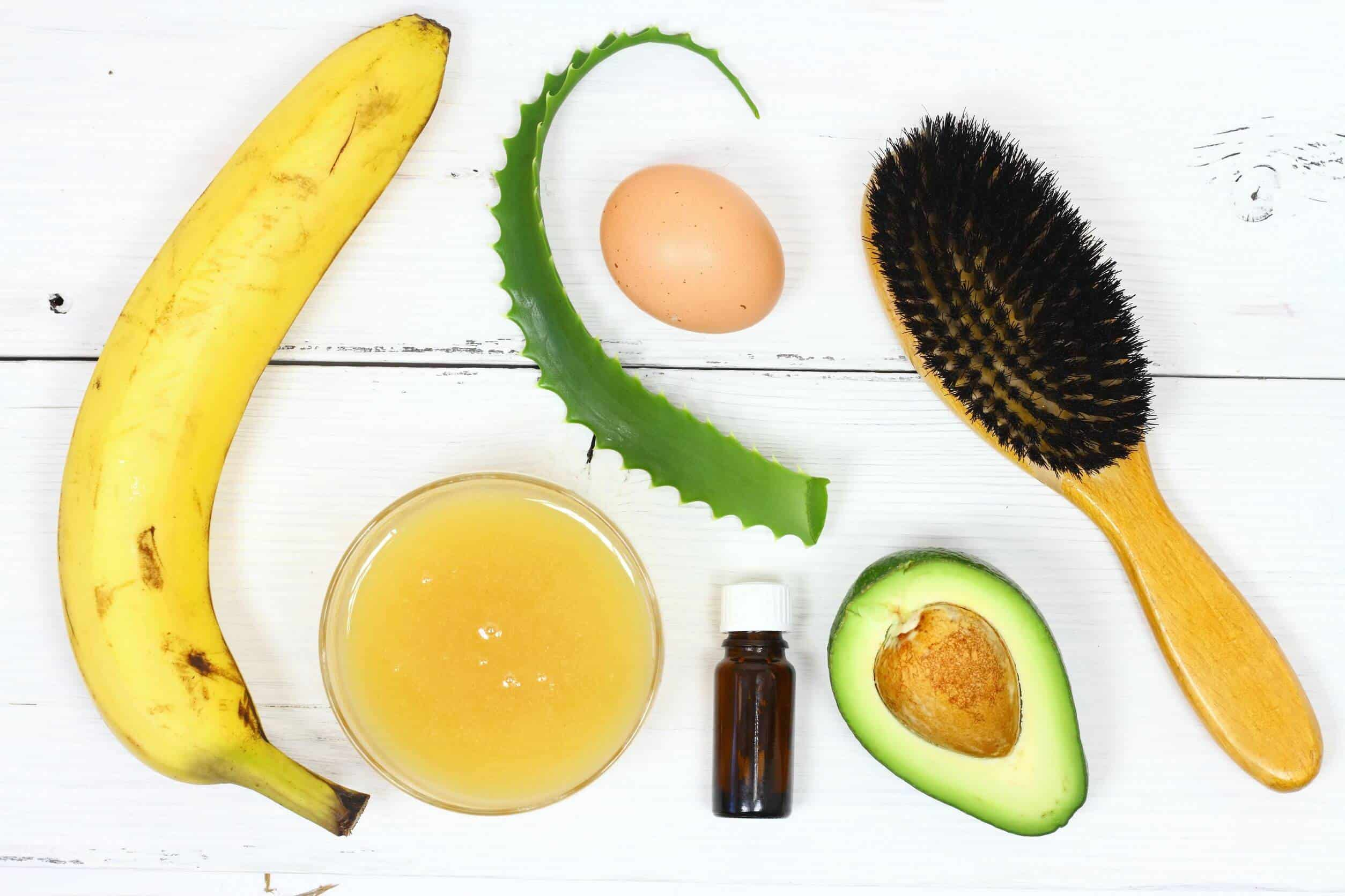 8 Diy Hair Mask Ideas Homemade Hair Masks One Two Cosmetics