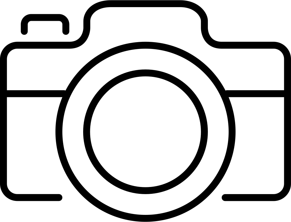 photography thin icons auto electrical wiring diagramcamera svg png icon free download 134204