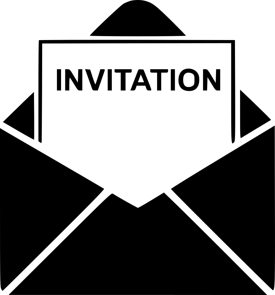 Invitation Card Edit Online Invitation Svg Png Icon Free Download (#562642