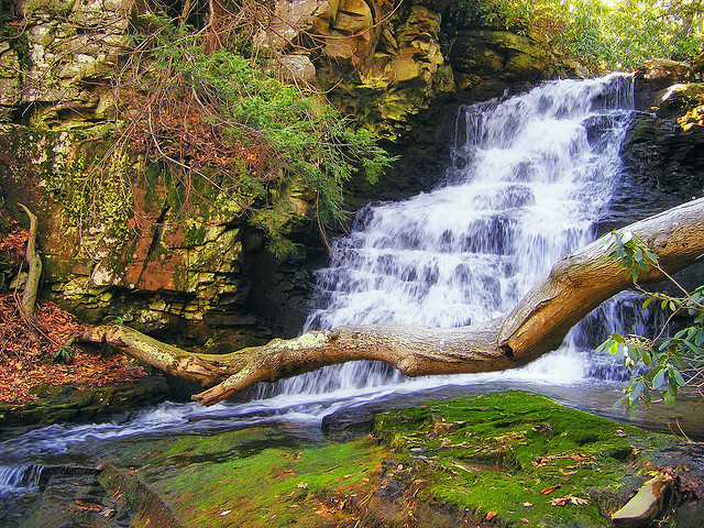 Wallpaper Falling Water 20 Gorgeous Waterfalls In Pennsylvania