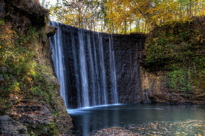 Cool Fall Wallpaper These 16 Breathtaking Waterfalls Are Hiding Right Here In Ohio