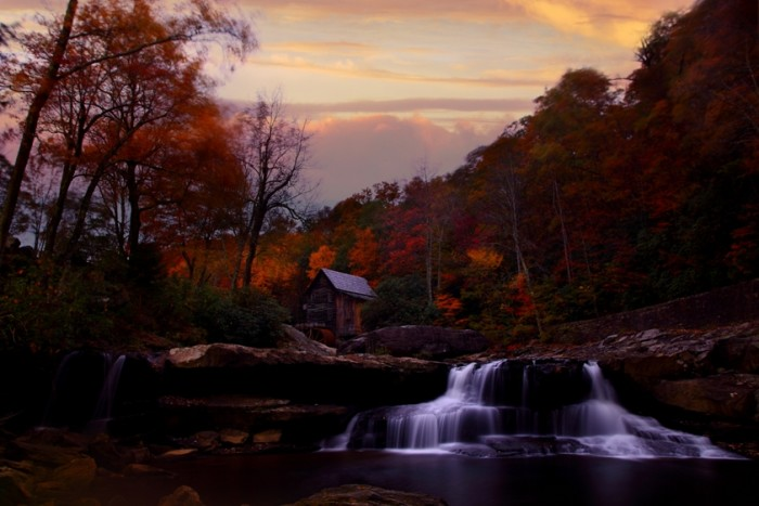 Late Fall Wallpaper Nature 15 Breathtaking West Virginia Sunsets That Are Stunning