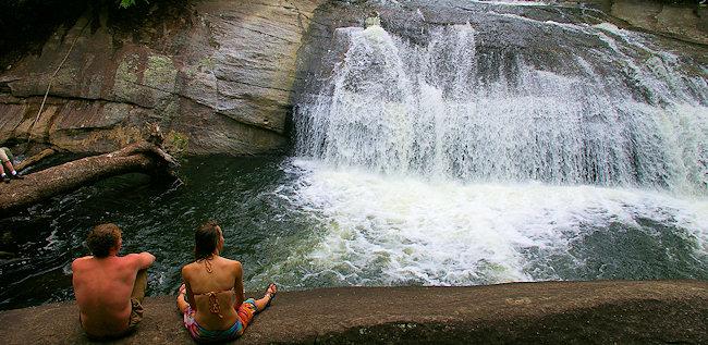 Fall In New York Wallpaper 20 Beautiful Hidden Waterfalls In North Carolina