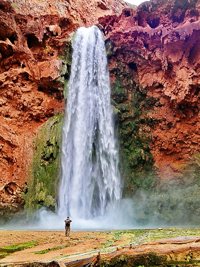 Havasu Falls Wallpaper These 12 Hidden Waterfalls In Arizona Will Take Your