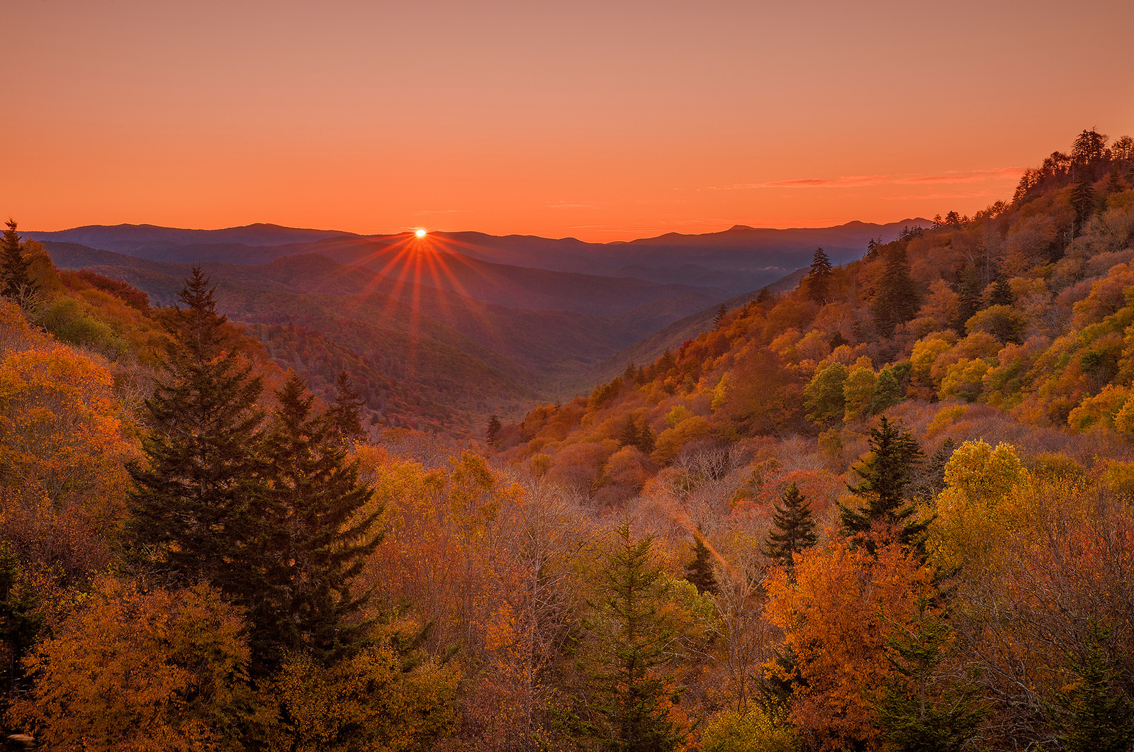 Gatlinburg In The Fall Wallpaper These 12 Epic Views In Tennessee Will Drop Your Jaw