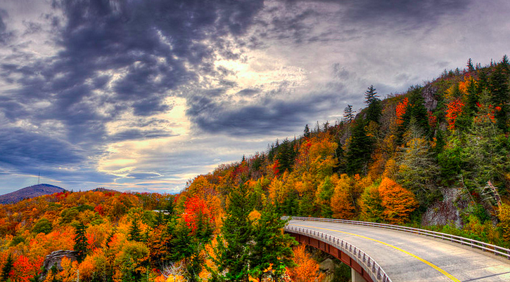 Fall Vermont Wallpaper 11 Best Scenic Routes In North Carolina