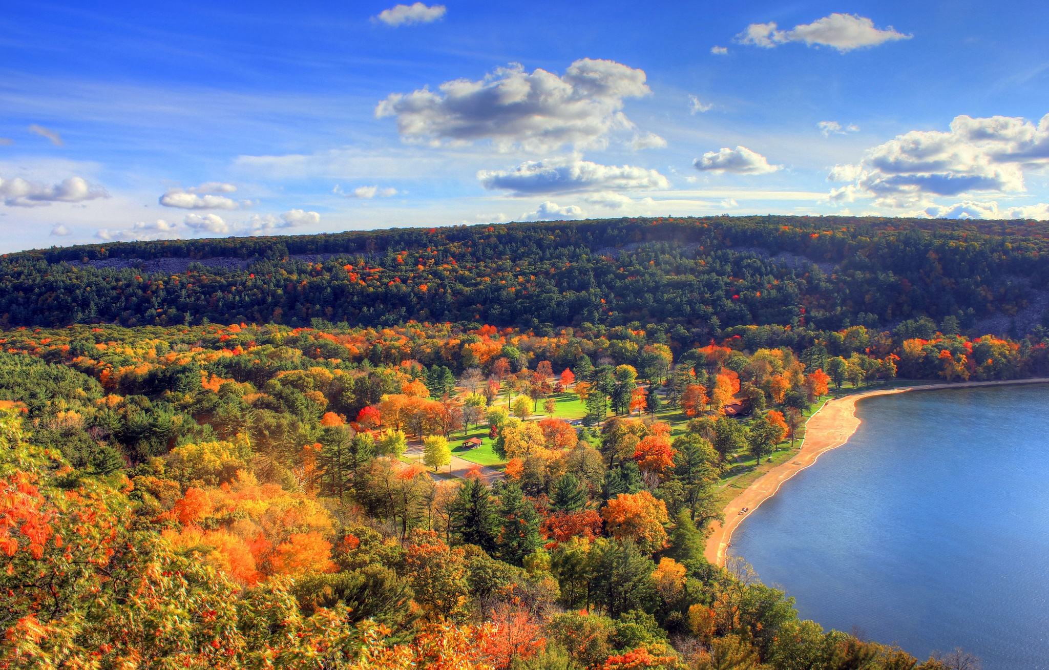 Fall Mountain Lake Wallpaper You Must Visit These 8 Awesome Places In Wisconsin This Fall