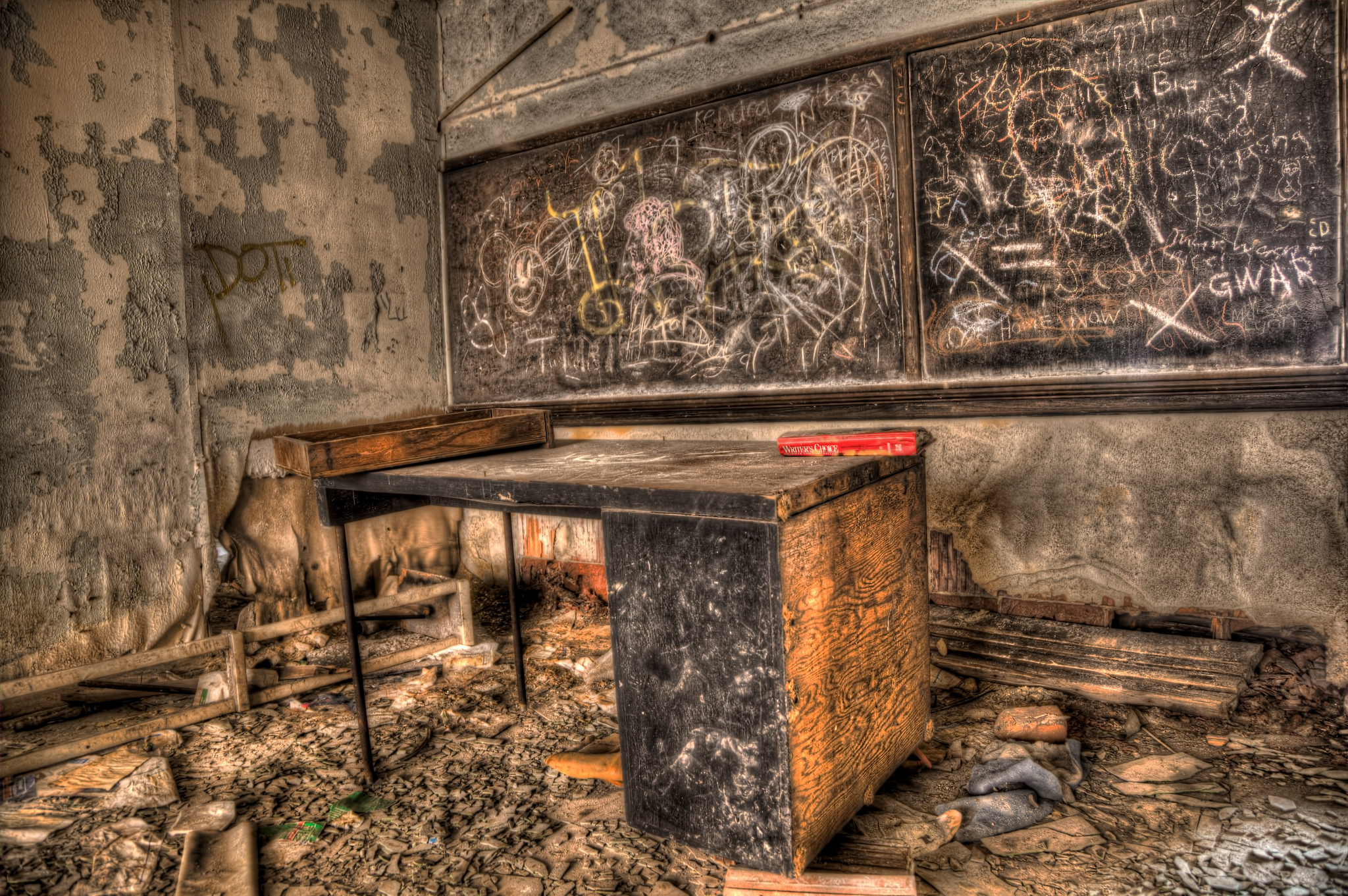 These Abandoned Indiana Schools Will Creep You Out