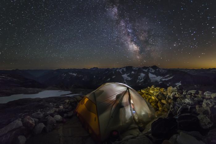 Yosemite Falls Wallpaper Amazing Nighttime Photos In Washington