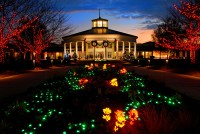 Top 10 Christmas Towns In North Carolina