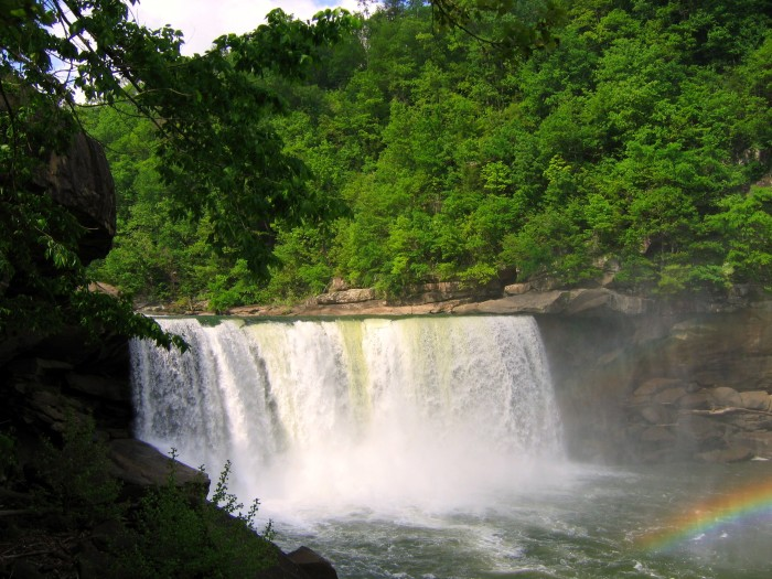 Amazing Falls Wallpaper Our Beautiful Kentucky From A To Z