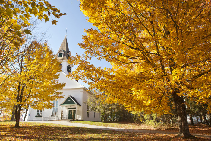 Fall Mountain Scenes Wallpaper The Most Charming Small Towns In New Hampshire