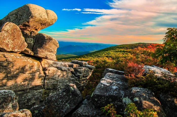 Vermont Fall Foliage Wallpaper 10 Of West Virginia S Most Beautiful Places
