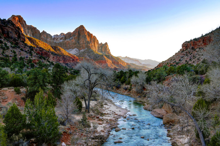 Michigan State Hd Wallpaper 18 Facts About Zion National Park Utah