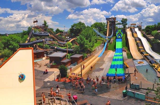 10 Of The Best Water Parks in Wisconsin For Summer Fun