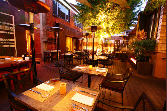 Bistrot Terrasse Paris 10 Southern California Restaurants With Magical Outdoor Dining