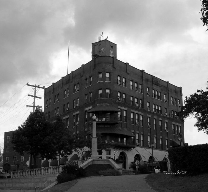 Hotel Inn Stay Take This Haunted Road Trip Through The State Of Ohio