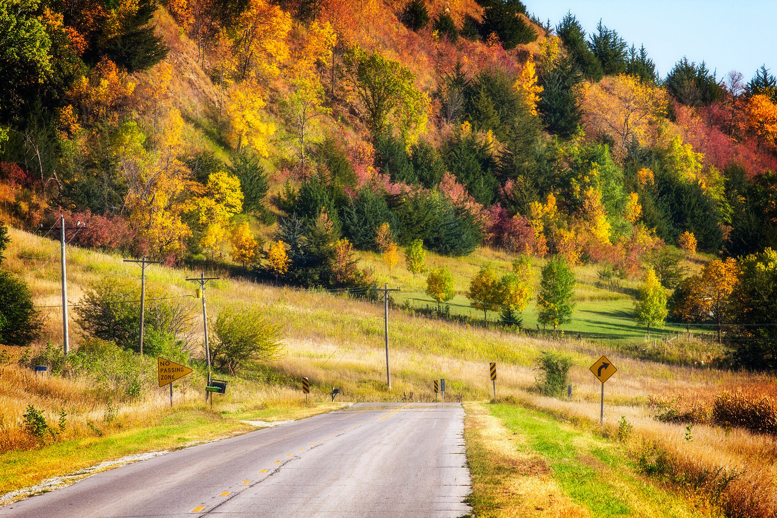 Kentucky Fall Wallpaper 10 Country Roads In Iowa That Are Pure Bliss In The Fall