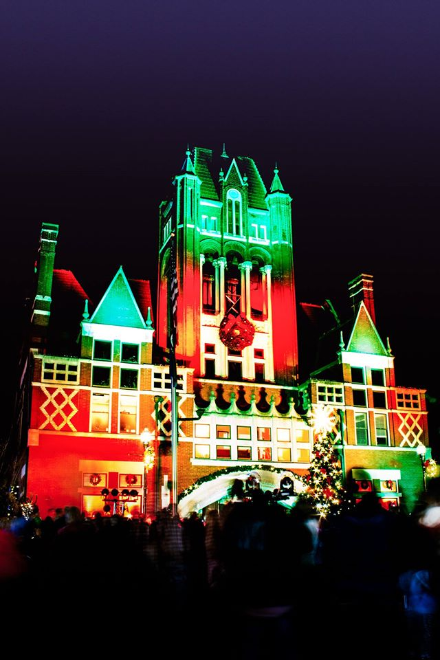 Car Nation 12 Best Christmas Towns In Kentucky 2016