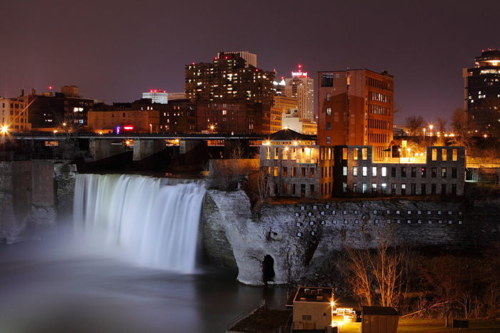 Niagara Falls At Night Wallpaper Here Are The 12 Poorest Cities In New York