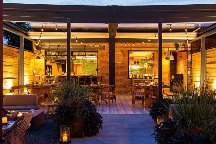 Patio Lights The 10 Most Beautiful Restaurants In Washington Dc