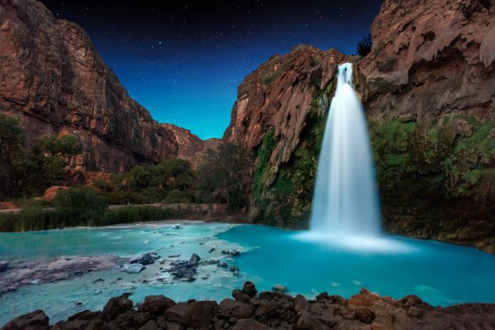 Havasu Falls Wallpaper The 11 Most Colorful Natural Wonders In America That