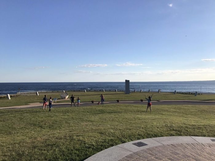 Visit The Tidal Pool Beach At Brenton Point State Park In Rhode