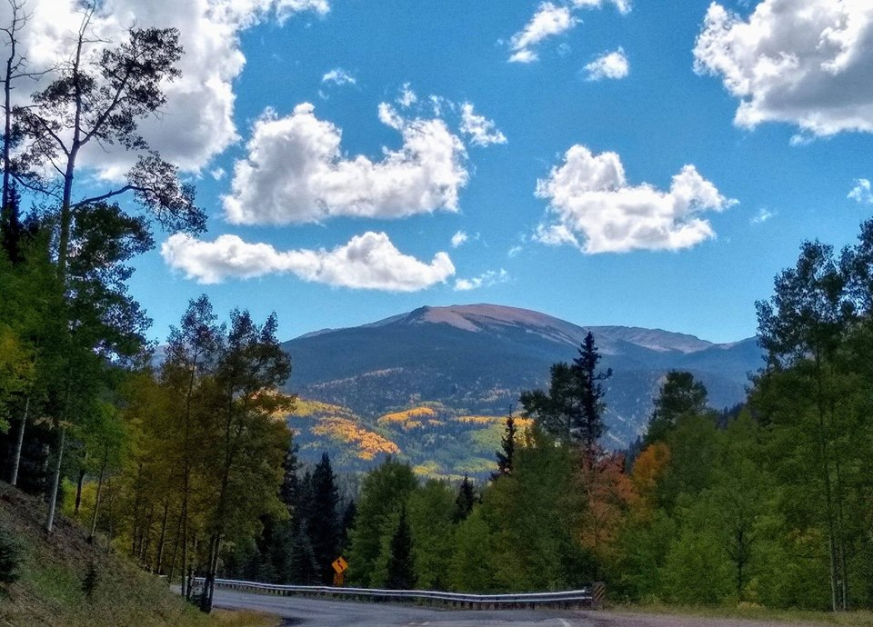 Enchanted Circle Is Best Underrated Scenic Drive In New Mexico